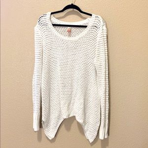 No Boundaries Knit Sweater XXL
